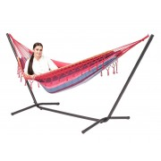Tropilex Hammock Set Single 'Easy & Grenada' Raspberry