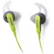 Bose SIE2 sport headphones - спортни слушалки за iPhone, iPad, iPod и мобилни устройства с 3.5 mm стерео-жак (зелени)