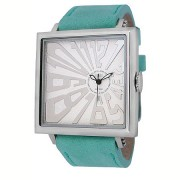 EOS New York MAD HATTER Watch Teal 14S