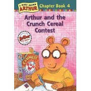 Arthur and the Crunch Cereal Contest, Paperback