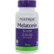 vitanatural melatonine tr 3 mg - slaap hormoon - 100 tabletten