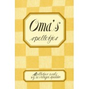 Dille&Kamille Oma's spelletjes