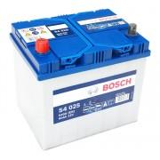 Bosch S4 12V 60Ah 540A Bal+ ázsia autó akkumulátor