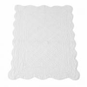 La Redoute Interieurs Tapete acolchoado em algodão, SCENARIOBranco- 150 x 60 cm