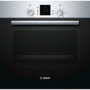 Cuptor incorporabil Bosch HBN532E5, Electric, 67 l, Convectie, Curatare catalitica, Clasa A, Inox