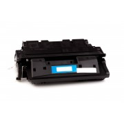 HP Cartucho de tóner para HP C8061X / 61X negro compatible (marca ASC)