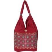 Womaniya Girls Red Shoulder Bag