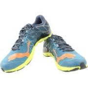 Puma Mobium Elite v2 Running Shoes For Men(Blue, Green)