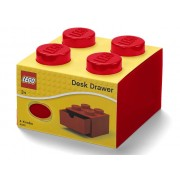 40201730 Sertar de birou LEGO 2x2 rosu