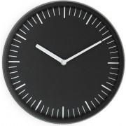 Zegar ścienny Day czarny