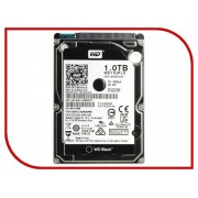 Жесткий диск 1Tb - Western Digital Black WD10JPLX