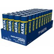 Varta Batterijen Alkaline AA LR6 40 stuks