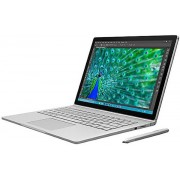 "Laptop 2in1 Microsoft Surface Book, Surface Pen, Procesor Intel® Core™ I5-6300U, PixelSense 13.5"", 8GB RAM, 512 GB SSD, 8MP, Wi-Fi, Windows 10 Pro (Argintiu)"