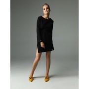 Sukienka Brook - czarna