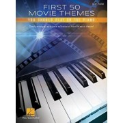 First 50 Movie Themes You Should Play on Piano, Paperback/Hal Leonard Corp