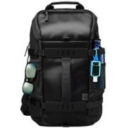 HP 15.6 inch Laptop Backpack (Black, Grey) Laptop Bag(Black)