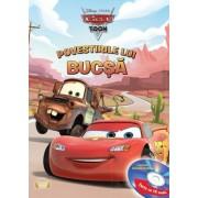 Povestirile lui Bucsa. Carte cu CD audio
