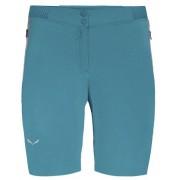 Salewa Pedroc Cargo 3 DST - pantaloni corti trekking - donna - Light Blue