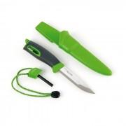 Cutit Cercetas / Vanator Light My Fire Knife Verde (Apple Green)