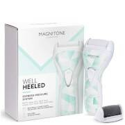 Magnitone London Well Heeled! Express Pedicure System – Pastel Green