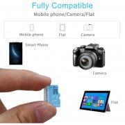 EB Tarjeta De Memoria Flash De 32 GB Tarjeta De Memoria Secure Digital Tarjeta TF Para Teléfono Con Cámara-azul
