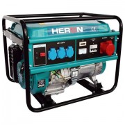 (EGM-60 AVR-3) benzinmotoros áramfejlesztő, 6 kVA -es, 3fázisú (8896112)