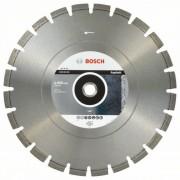 Диск диамантен за рязане Best for Asphalt 400 x 25,40 x 3,2 x 12 mm, 2608603829, BOSCH