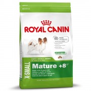 Royal Canin X-Small Adult 8 + - Pack % - 2 x 3 kg