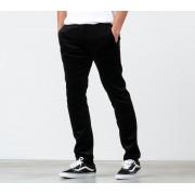 MAISON KITSUNÉ Chino Parfait Pants Black