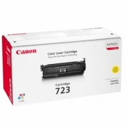 Cartus Toner Yellow Crg-723Y 8,5K Original Canon Lbp7750Cdn