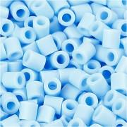 Nabbi Photo Pearls, stl. 5x5 mm, hålstl. 2,5 mm, 1100 st., ljusblå (28)