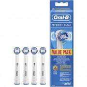 Fogkefefej Oral-B EB20-4 pótfej 3+1 db Precision Clean