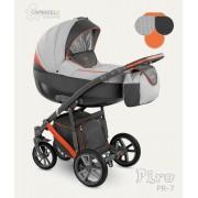Комбинирана бебешка количка Camarelo Piro 2 в 1