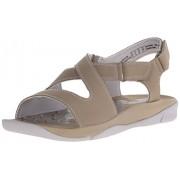 Clarks Women s Tresca Curve Wedge Sandal Greystone 5 B(M) US