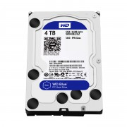 "HDD WD 4TB, Desktop Blue, WD40EZRZ, 3.5"", SATA3, 5400RPM, 64MB, 24mj"
