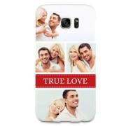 YourSurprise Smartphonehoesje bedrukken - Samsung Galaxy S7 - Rondom