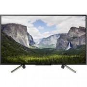 Sony LED TV 108 cm 43 palec Sony BRAVIA KDL43WF665 en.třída A+ (A++ - E) DVB-T2, DVB-C, DVB-S, Full HD, Smart TV, WLAN, PVR ready, CI+ černá