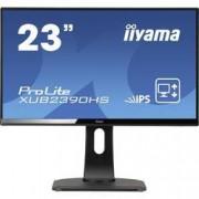 "Iiyama LED monitor Iiyama ProLite XUB2390HS-B1, 58.4 cm (23 ""),1920 x 1080 px 5 ms, AH-IPS LED DVI, HDMI™, VGA"