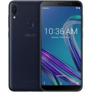 "Telefon Mobil Asus ZenFone Max Pro M1 ZB602KL, Procesor Octa-Core 1.8GHz, IPS Capacitive touchscreen 5.99"", 3GB RAM, 32GB Flash, Dual 13+5MP, Wi-Fi, 4G, Dual Sim, Android (Negru) + Cartela SIM Orange PrePay, 6 euro credit, 6 GB internet 4G, 2,000 minute n"