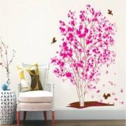 Sticker perete Romantic Dreaming Tree