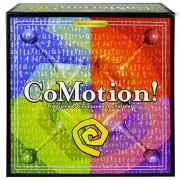 Co Motion The Charades Family Game Simultaneous Charades Board Game For Families (New Edition)