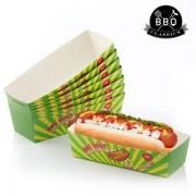 Set med varmkorvsboxar BBQ Classics (8 st)