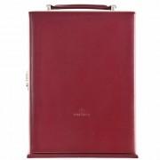 Windrose Merino Caja para joyas joyero 22 cm Rot