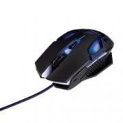 Мишка HAMA uRage Reaper NXT, оптична (4000 dpi), гейминг, подсветка, черна, USB