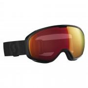 Ochelari Scott Fix black illuminator red chrome