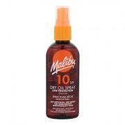 Malibu Dry Oil Spray spray waterproof per la protezione dai raggi di sole SPF10 100 ml