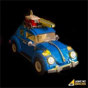 LIGHT MY BRICKS Kit for 10252 Volkswagen Beetle