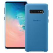 Samsung Galaxy S10 Siliconen Hoesje EF-PG973TLEGWW - Blauw