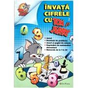 Invata cifrele cu Tom si Jerry