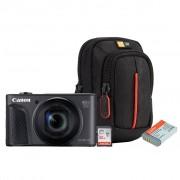 Canon Starterskit - Canon Powershot SX730 Zwart